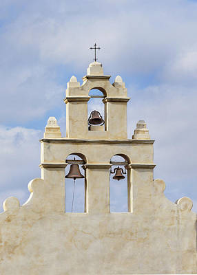 Photograph - The Bells Of San Juan by Mary Jo Allen