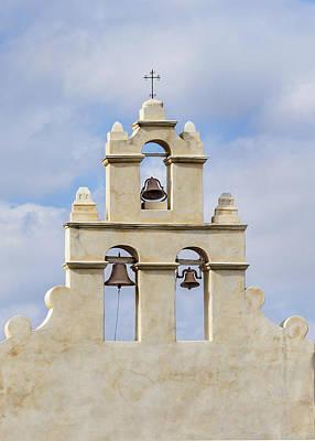 Photograph - The Bells Of San Juan by Mary Jo Allen