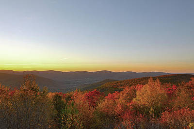 Photograph - The Berkshires by Juergen Roth