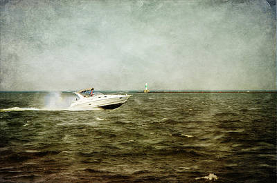 Photograph - The Best Days Are Spent Boating by Susan McMenamin