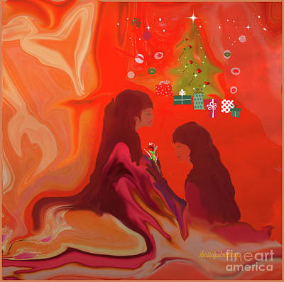 Digital Art - The Best Things In Life Are Free by Sherri Of Palm Springs