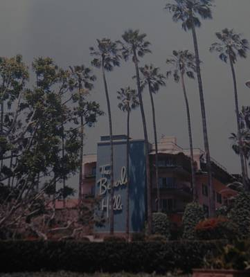 Photograph - The Beverly Hills Hotel by Rob Hans