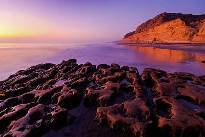 Flat Rock Photograph - The Big Calm by Alexander Kunz