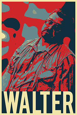 The Big Lebowski Revisited - Walter Original