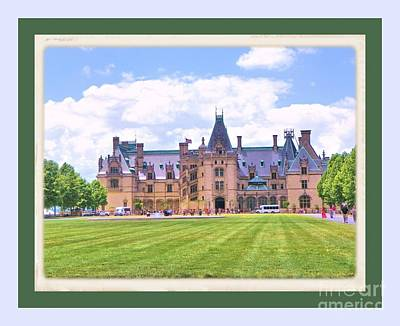 Photograph - The Biltmore 4 by Shirley Moravec