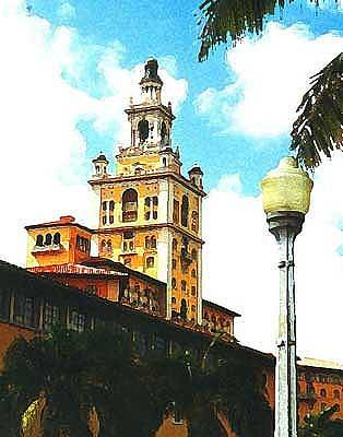 Biltmore Mixed Media - The Biltmore by Banning Lary
