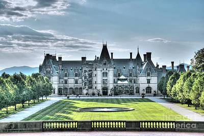 Photograph - The Biltmore Estate by Savannah Gibbs