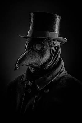 Photograph - The Bird by Yvette Van Teeffelen