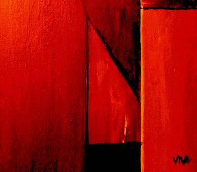 Painting - The Bishops Mitre by VIVA Anderson