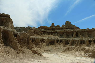 Photograph - The Bizarre Shapes Of The Badlands by Christiane Schulze Art And Photography