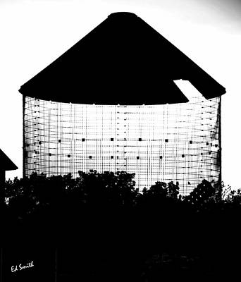 Still Life Photograph - The Black Crib by Ed Smith