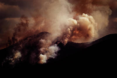 Photograph - The Black Mountain by Erica Kinsella