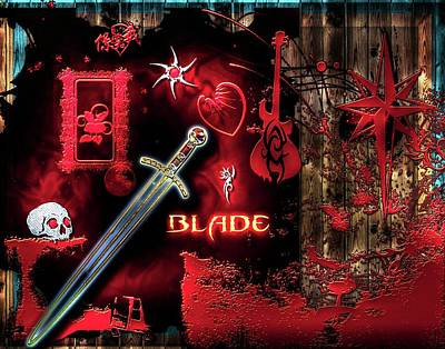 Photograph - The Blade by Michael Damiani