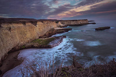 Photograph - The Blue Hour by Laura Macky
