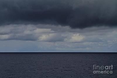 Horizontal Photograph - The Blue by MingTa Li