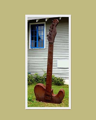 Photograph - The Blues Live On by Kathy K McClellan