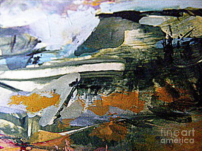Painting - The Bluffs 2 by Nancy Kane Chapman
