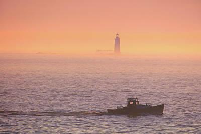 Photograph - The Boat by Emmanuel Panagiotakis