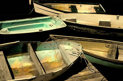 Photograph - The Boat Slip by Diana Angstadt