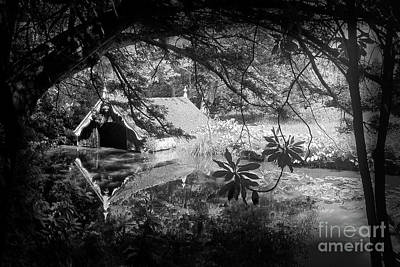 Photograph - The Boathouse by Toula Mavridou-Messer