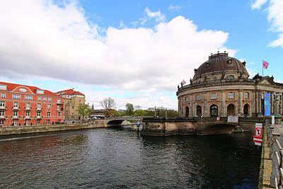 Photograph - The Bode Museum by Christiane Schulze Art And Photography