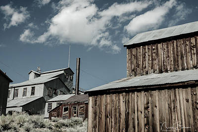 Photograph - The Bodie Gold Rush by Nick Boren