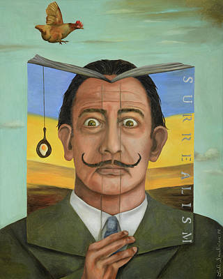 The Book Of Surrealism Pro Image Original