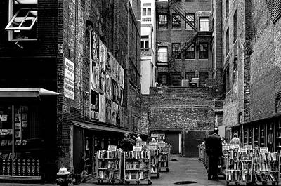 Photograph - Bookstore by M G Whittingham