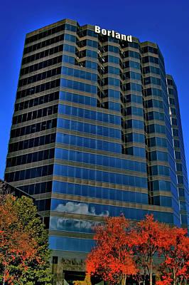 Corky Willis And Associates Atlanta Photograph - The Borland Atlanta by Corky Willis Atlanta Photography
