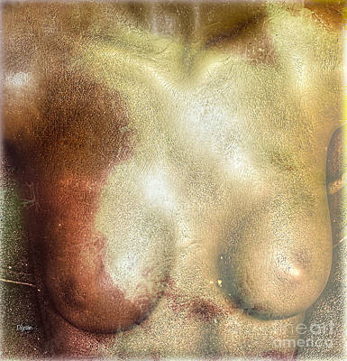 Surrealism Photograph - The Bosom As Conceived Not Native To The Place Where Found  by Steven Digman