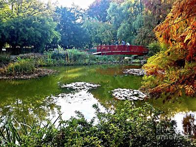 Photograph - The Botanical Garden Zagreb #5 by Jasna Dragun