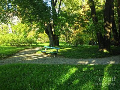 Photograph - The Botanical Garden Zagreb #8 by Jasna Dragun