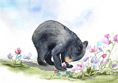 Painting - The Botanist by Marsha Karle