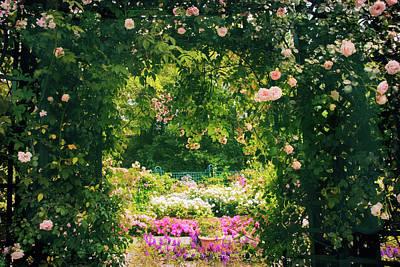 The Bountiful Garden Art Print