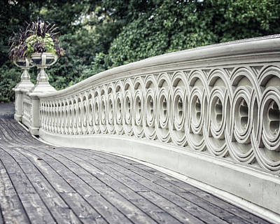 Photograph - The Bow Bridge by Lisa Russo