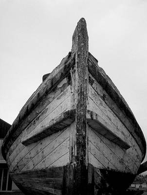 Photograph - The Bow by HW Kateley
