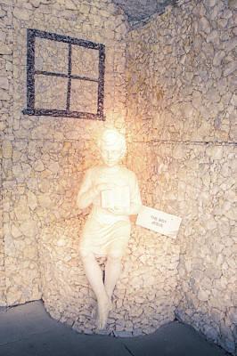 The Boy Jesus Art Print