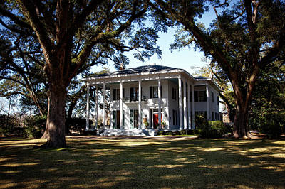 Upscale Photograph - The Bragg - Mitchell Mansion by Mountain Dreams