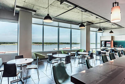 Baton Rouge Photograph - The Break Room by Andy Crawford