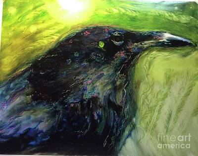 Painting - The Breath Of Winds by FeatherStone Studio Julie A Miller