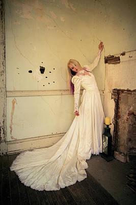 Photograph - The Bride II - Preston Castle by Eleanor Caputo