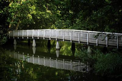 Photograph - The Bridge - 365-149 by Inge Riis McDonald
