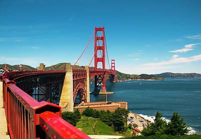 Photograph - The Bridge by Brendan Quinn