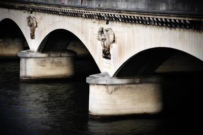 The Bridge Art Print by Cabral Stock