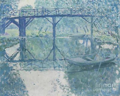 The Bridge Giverny Art Print