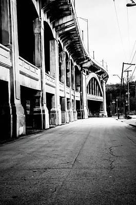 Photograph - The Bridge by Karen Kersey