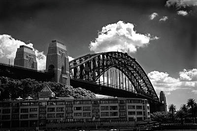 Photograph - The  Bridge by Nareeta Martin