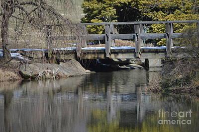 Photograph - The Bridge by Nona Kumah