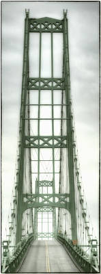 Photograph - The Bridge Of 1939 by John Meader
