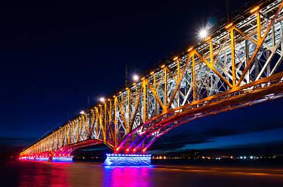 Photograph - The Bridge Of Light by Dmytro Korol